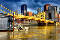 Pittsburgh Clemente Bridge